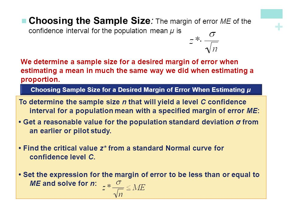 Chapter 8 Estimating With Confidence 8 1confidence Intervals The