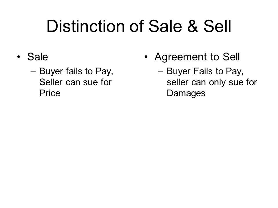 Previous Lecture Buyer Seller Rights Unpaid Seller His Rights
