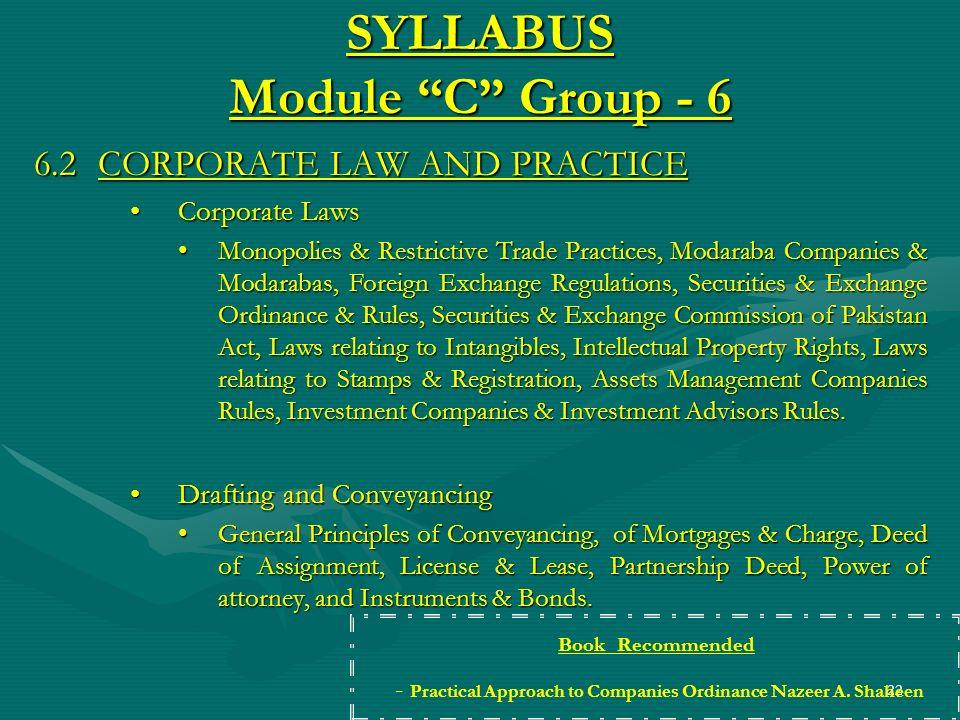 1 THE INSTITUTE OF CORPORATE SECRETARIES OF PAKISTAN  - ppt