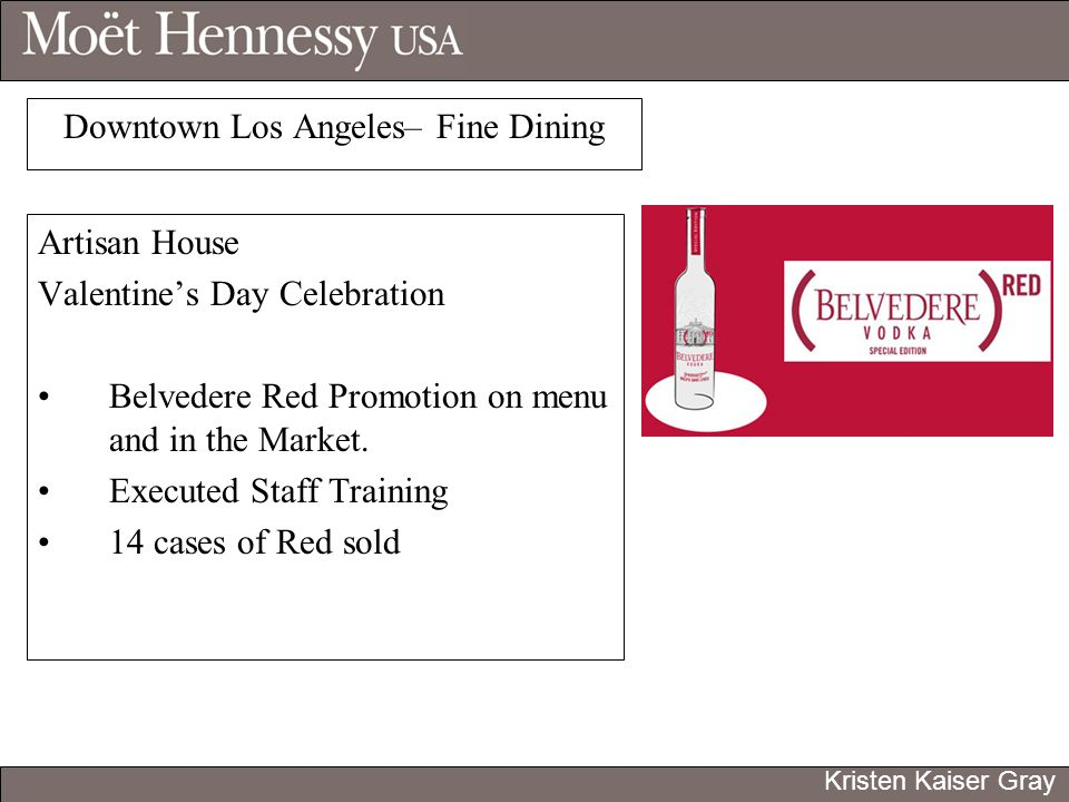 Moet Hennessy Usa Tdm Success Stories Los Angeles Private Club