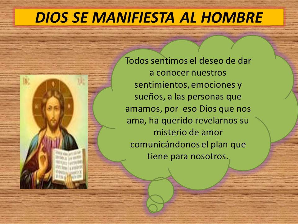 Dios se da a conocer al hombre [PUNIQRANDLINE-(au-dating-names.txt) 49
