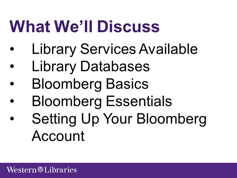 Mfe The Business Library Cb Bud Johnston Library Alie Visser