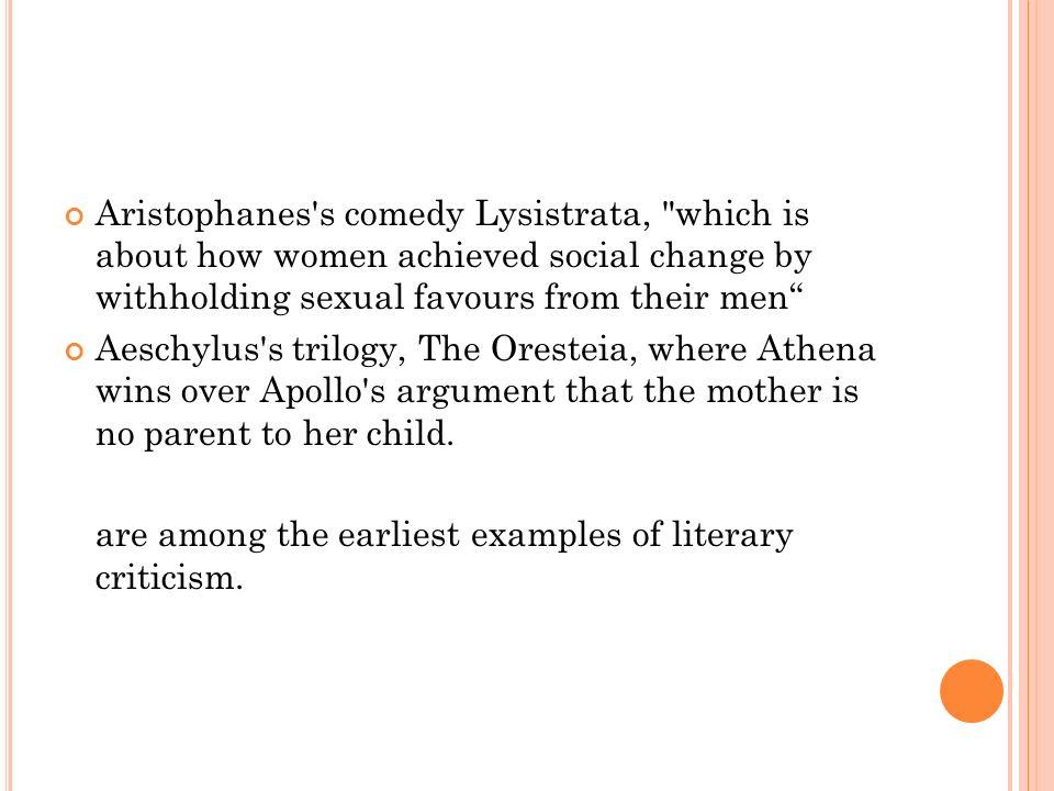 feminist literary criticism examples