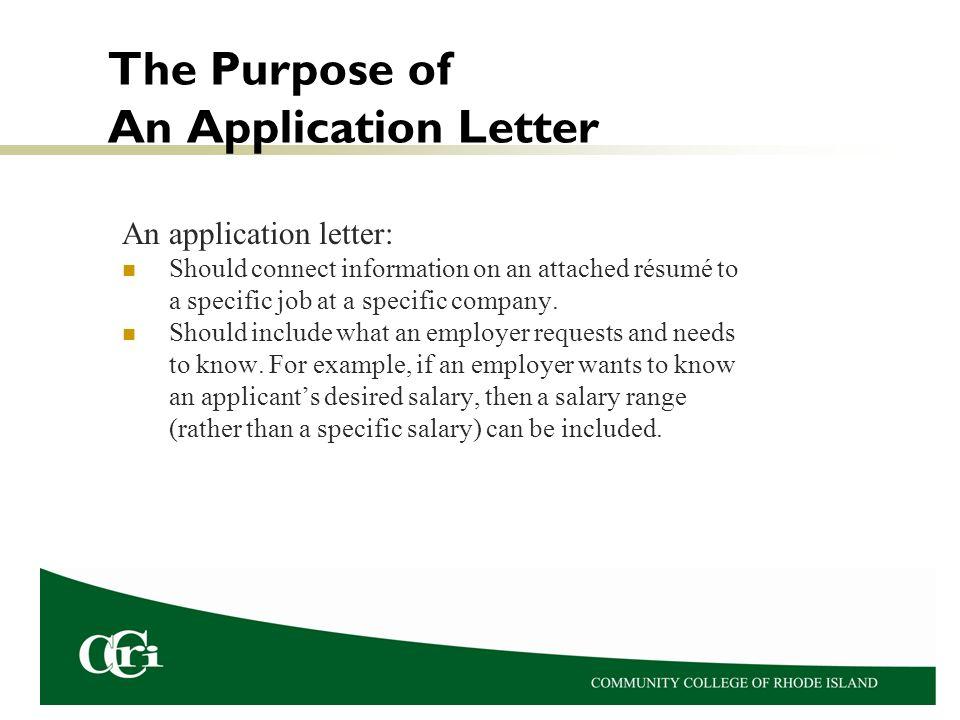 Job Application Letters Dr Karen Petit