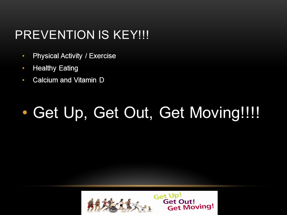 PREVENTION IS KEY!!.