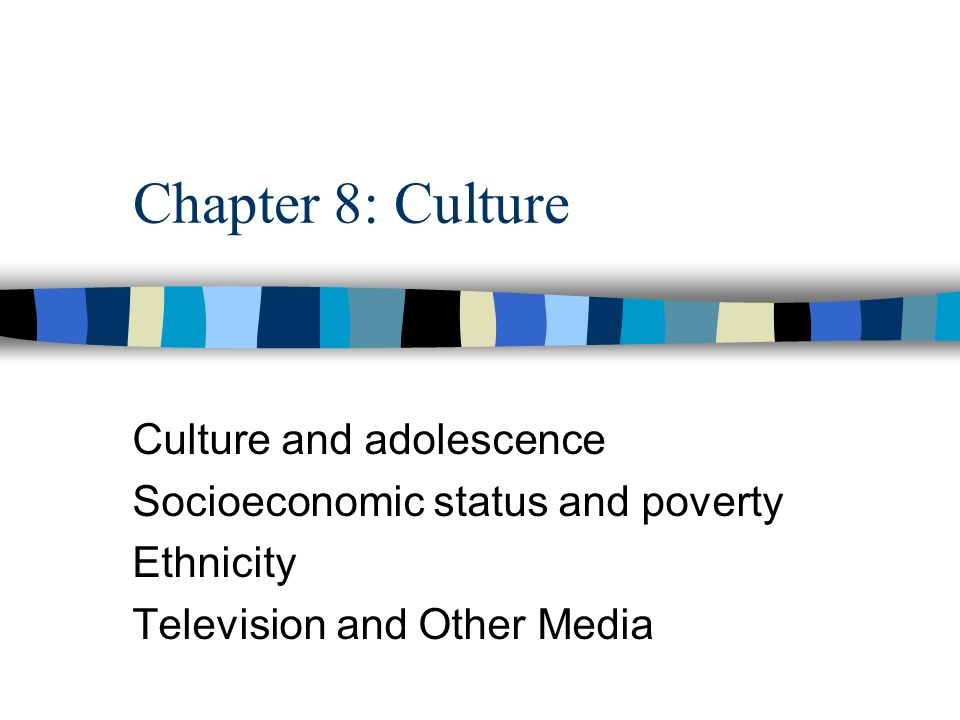 culture of poverty statistics