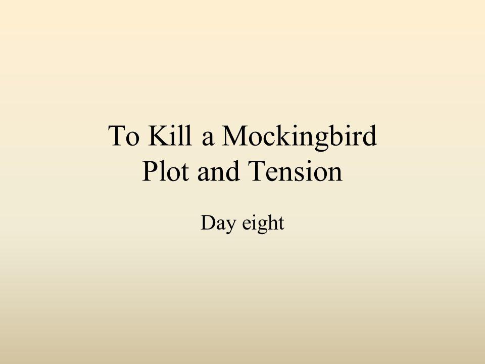 to kill a mockingbird plot line