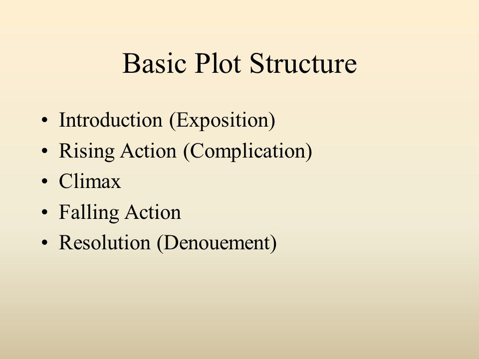 To kill a mockingbird plot and tension day eight ppt download 6 basic plot structure introduction exposition rising action complication climax falling action resolution denouement ccuart Images