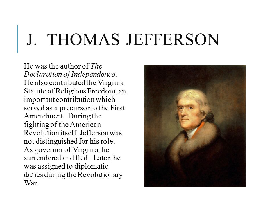 jefferson s justification american revolution Jefferson's justification for the american revolution even after fighting in the american revolutionary contend began at lexington and concord in april 1775, most colonists still hoped for expiation with great britain doubting thomas jefferson saw a need to unloosen this revolution in the eyes of the people.
