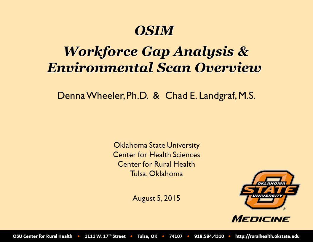 Osu workforce