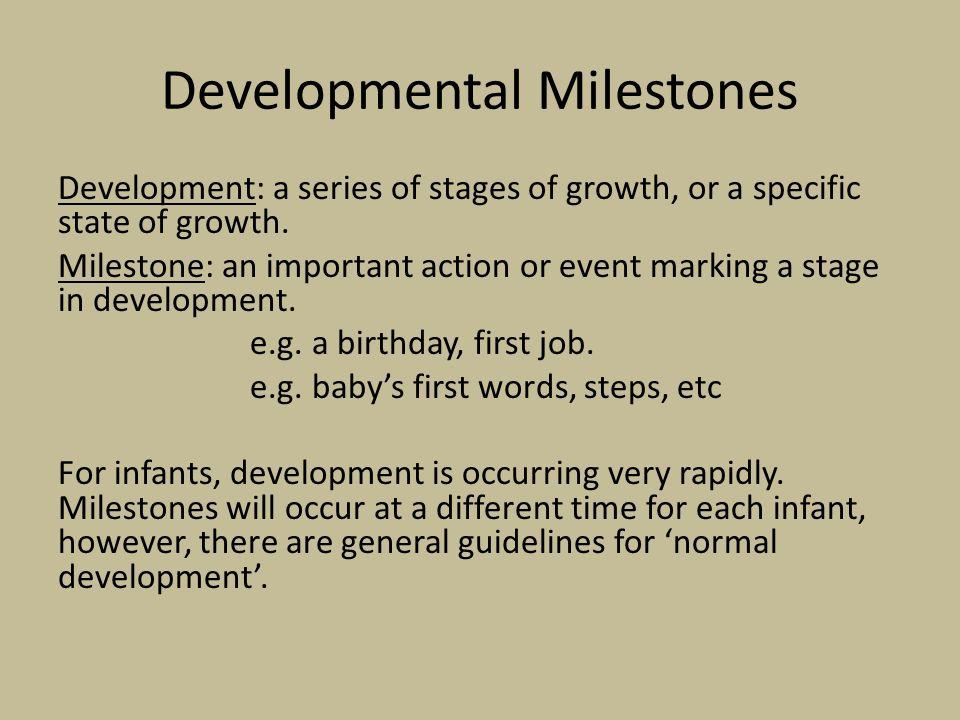 Infant Development The First 12 Months Developmental Milestones