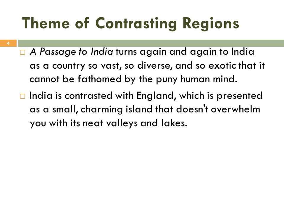 symbolism in a passage to india