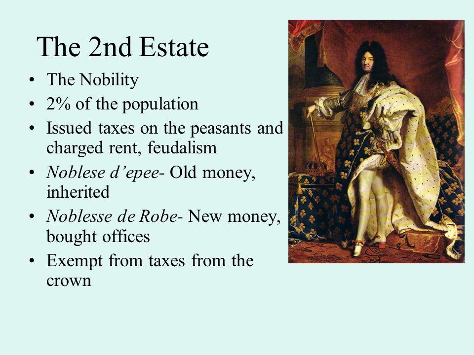 1st estate
