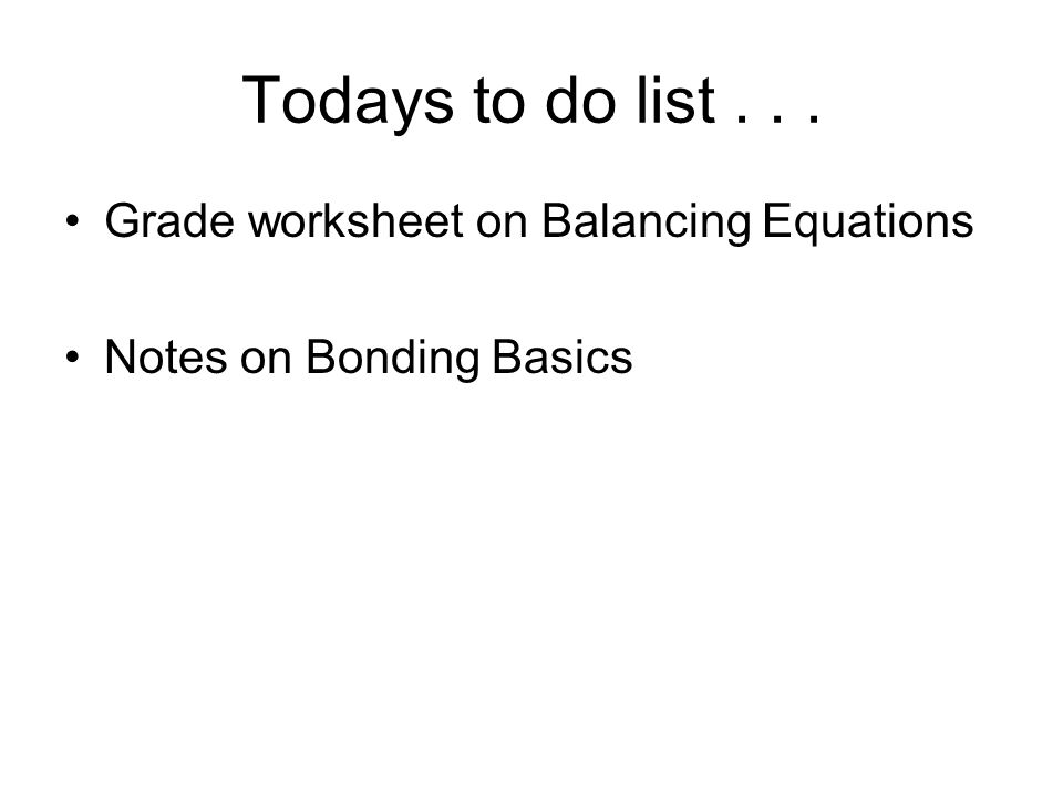 Tursday, 12/5 Day 1 Science Starters Sheet 1. Please have these ...