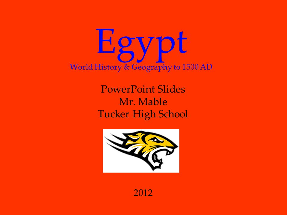 theme powerpoint high school