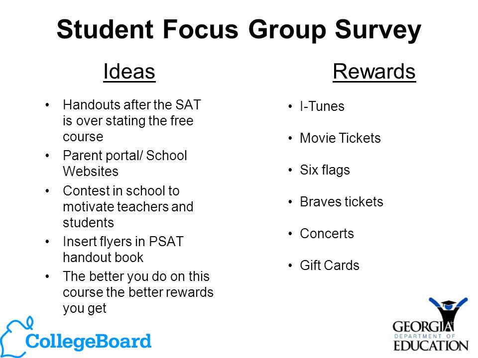 Student Survey Results  Berkmar High School Campbell High School