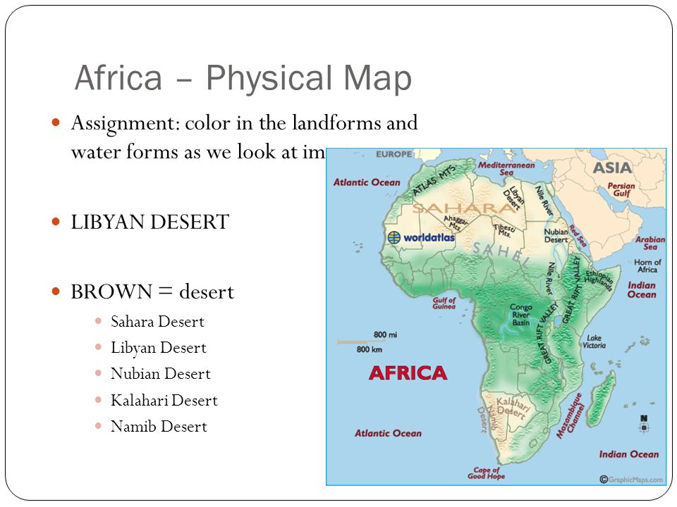 Essential Question Why Did Africa Develop As It Did How Does