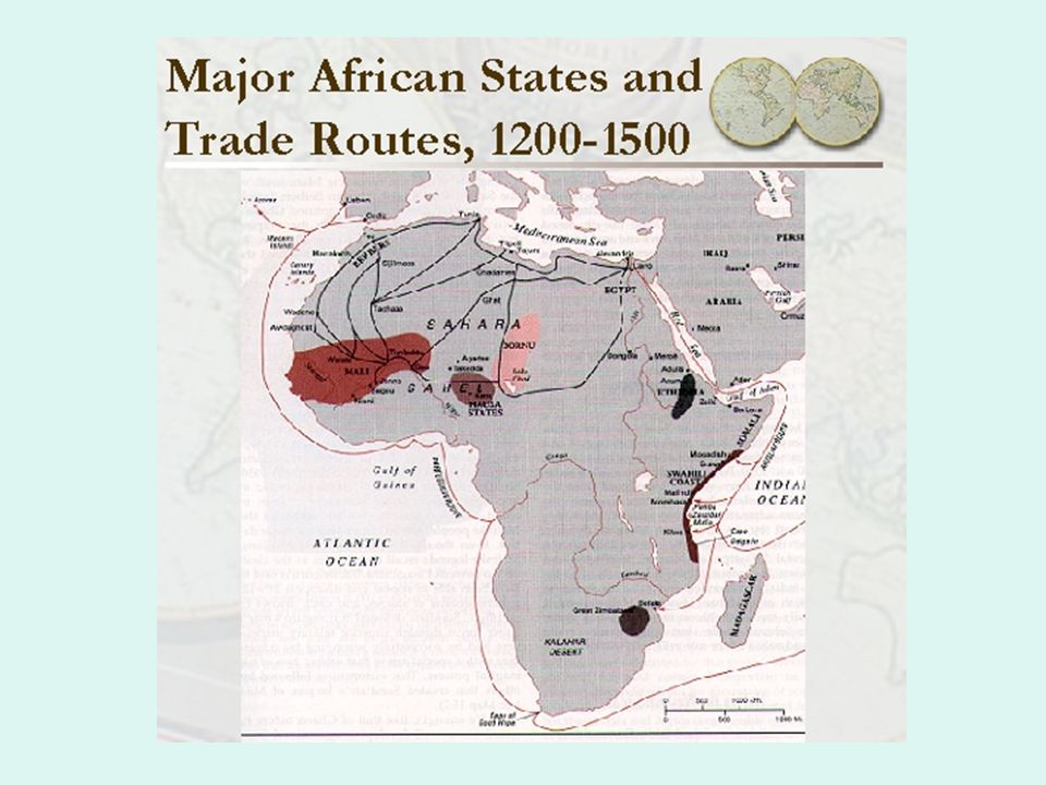 2 Mali Almoravids Convert Conquer Ghanian Empire 50 Years Later Western Sudan Breaks Into Various Small Kingdoms Mid 1200s Keita Ruling Clan Formed New