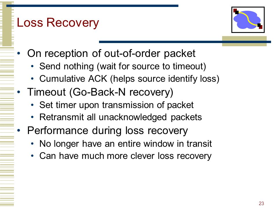 Computer Networking Review 2 – Transport Protocols  - ppt download