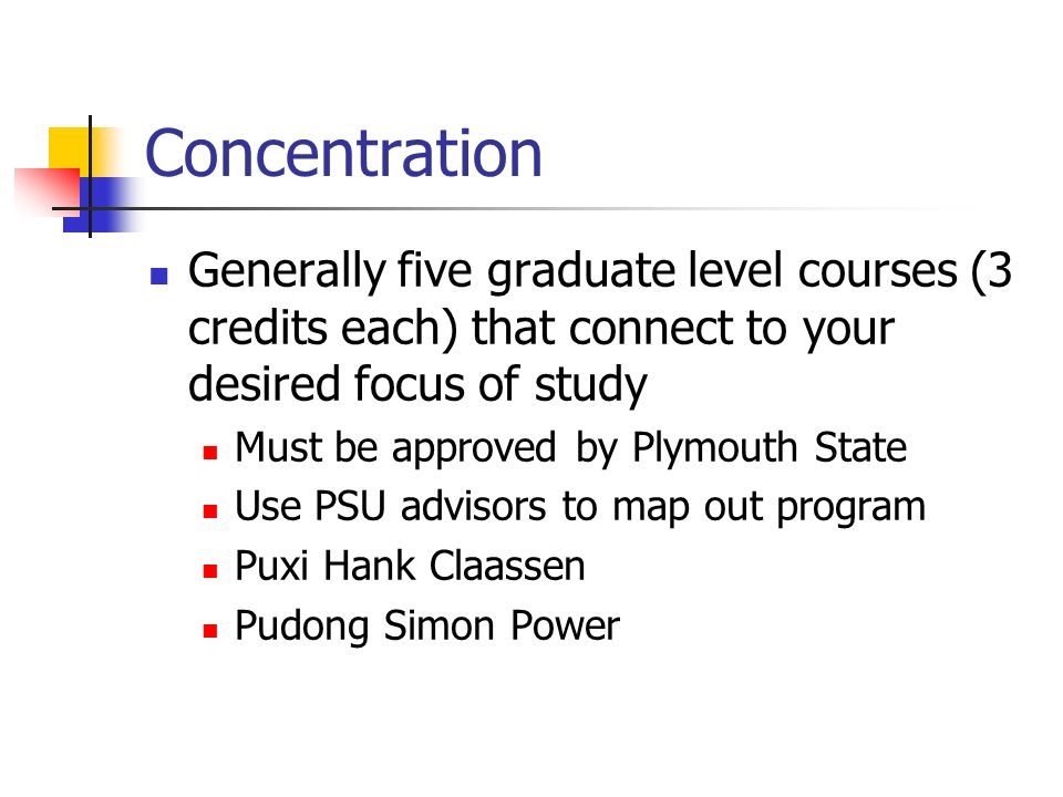 Plymouth State University Sas Partnership Informational Meeting Ppt