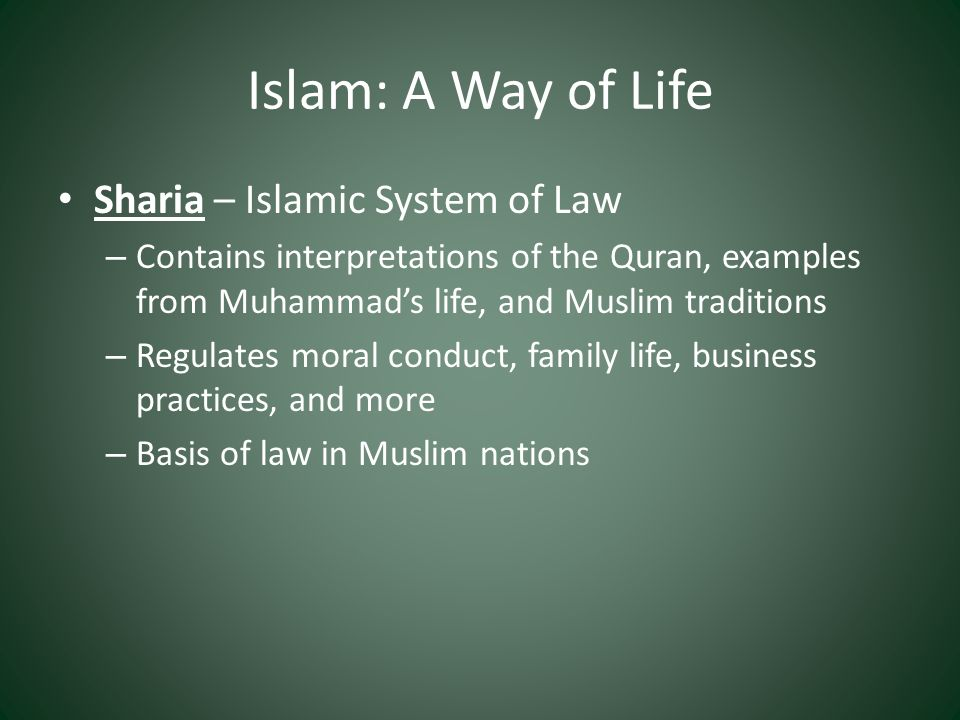 islamic business practices