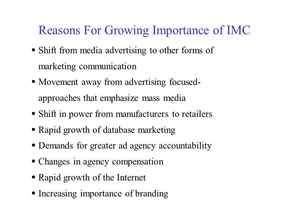 importance of imc