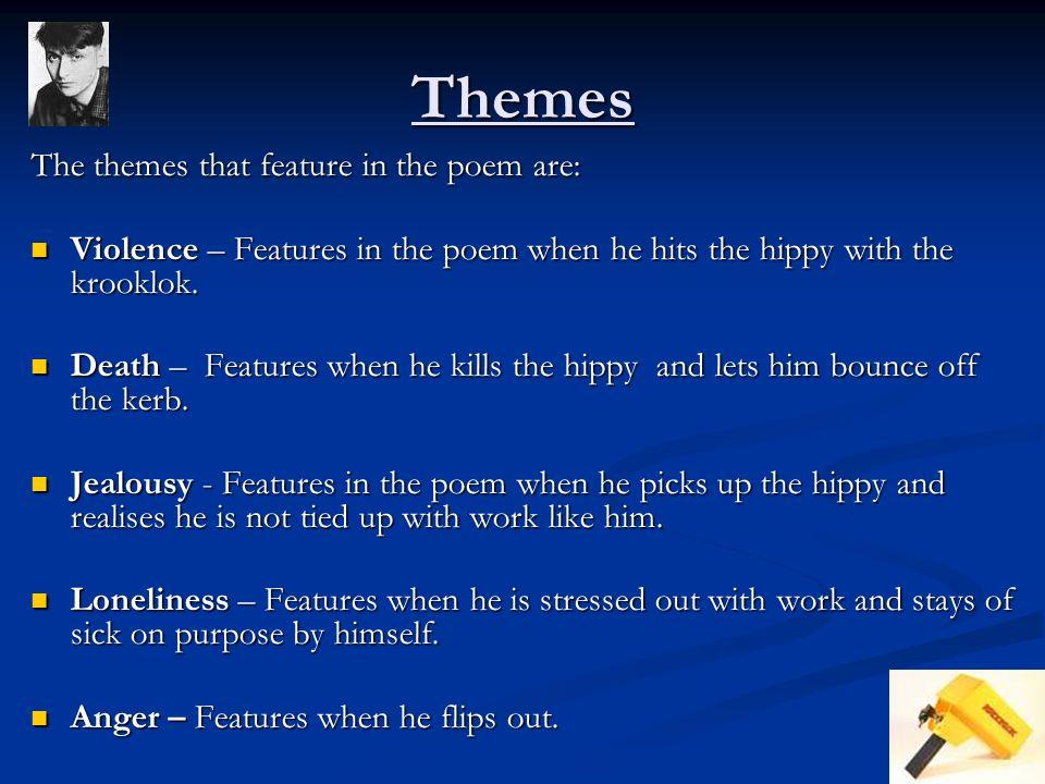 hitcher armitage copy of poem