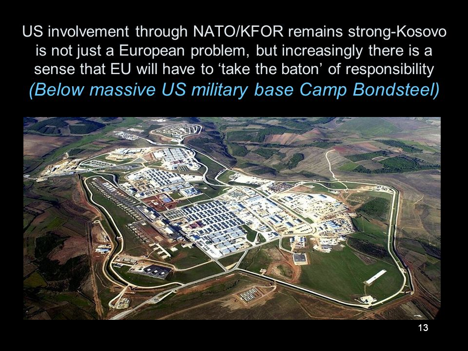 1 SP216 European Politics 2013 Week 3/September 16th Kosovo