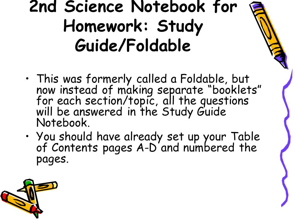 Exploring Physical Science 1 1 How to do the Foldable in your