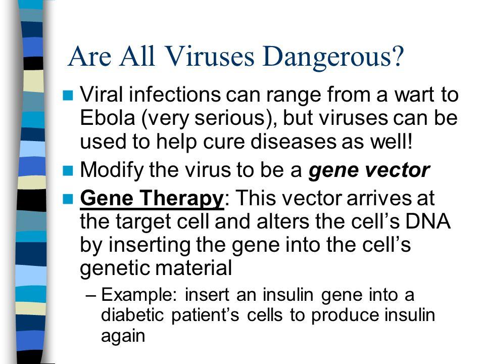 Biological Nanomachines: Viruses  What are Viruses