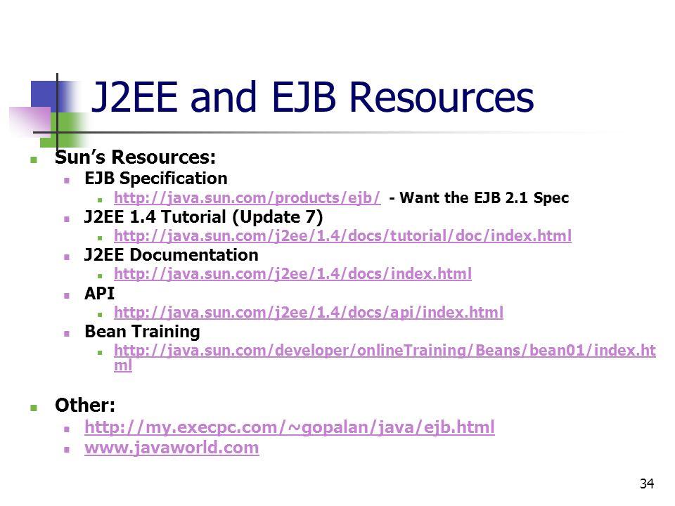 Java? 2 enterprise edition 1. 4 (j2ee 1. 4) bible: james mcgovern.
