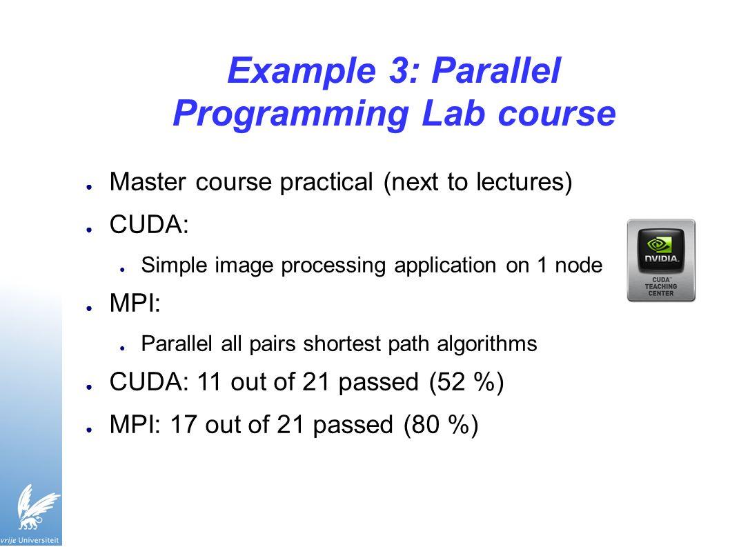 GPU programming: eScience or engineering? Henri Bal Vrije