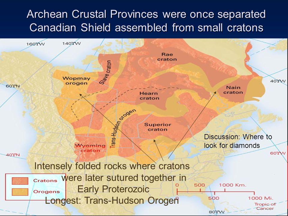 The Precambrian Record  Key Events of Precambrian time