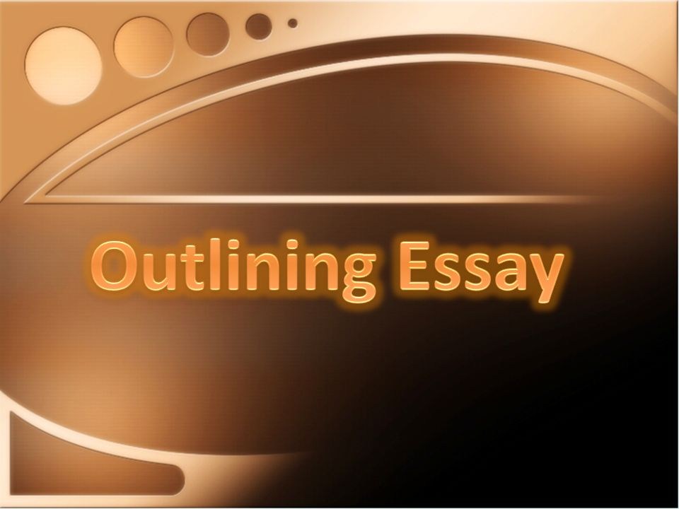 An essay is a group of paragraphs written about a single