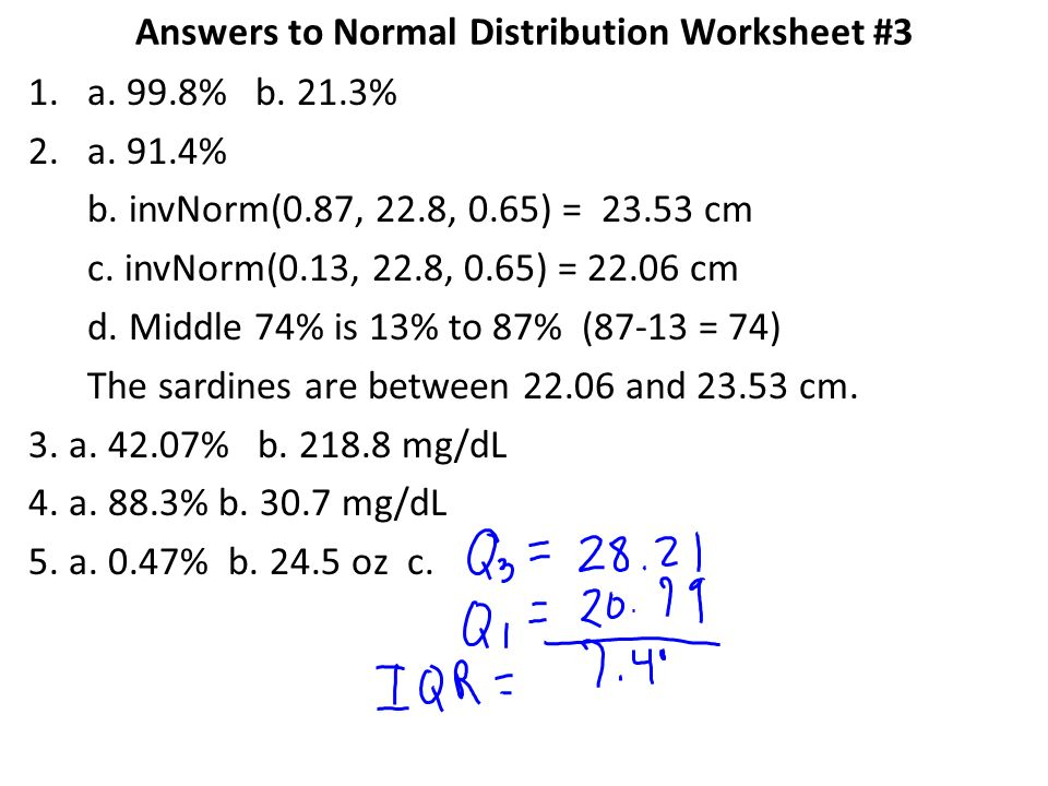 Statistics 1 – Normal Distribution Exam Questions additionally Standard Units and Area Worksheet Answers A normal distribution besides Standerd Deviation Math Worksheets On Standard Deviation With additionally Worksheets On normal Distribution with Answers   Movedar together with Worksheet  Normal Approximation to Binomial Distribution further Normal Distribution Worksheet   Oaklandeffect additionally  besides Standard Deviation Worksheet with Answers   Siteraven as well Normal Distribution  Normal Curve  Worksheet by Mr Hughes   TpT furthermore Normal Distribution Worksheet Cleverwraps  Normal Distribution moreover Collection of Normal distribution worksheet with answers   Download likewise Warm up Ch  2 Review Day 2 Fill in the table below using the data on as well Normal Distribution Worksheet With Answers   The Best and Most in addition Normal Distribution Worksheet   Mychaume moreover normal distribution pdf – Balancing Equations Worksheet also Binomial Distribution Worksheet The Best Worksheets Image Collection. on normal distribution worksheet with answers