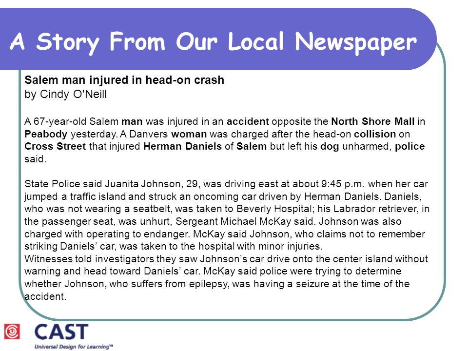 Peabody Crash