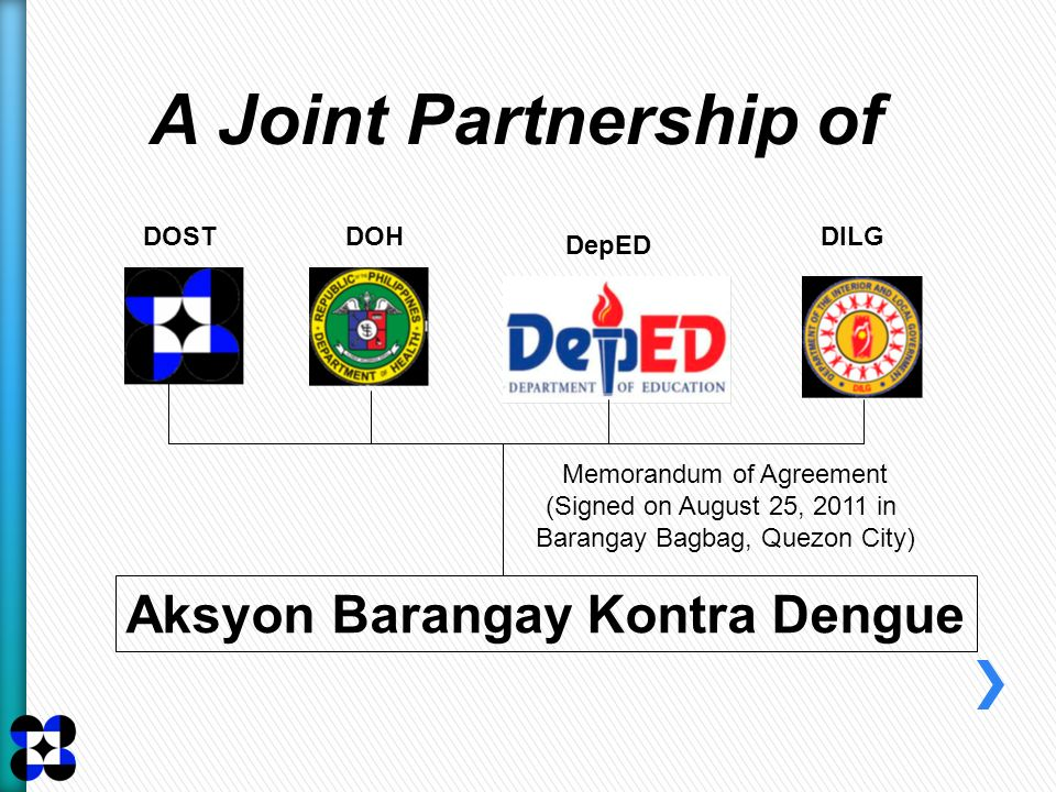 Program Overview Dengue Vector Surveillance Training And Website
