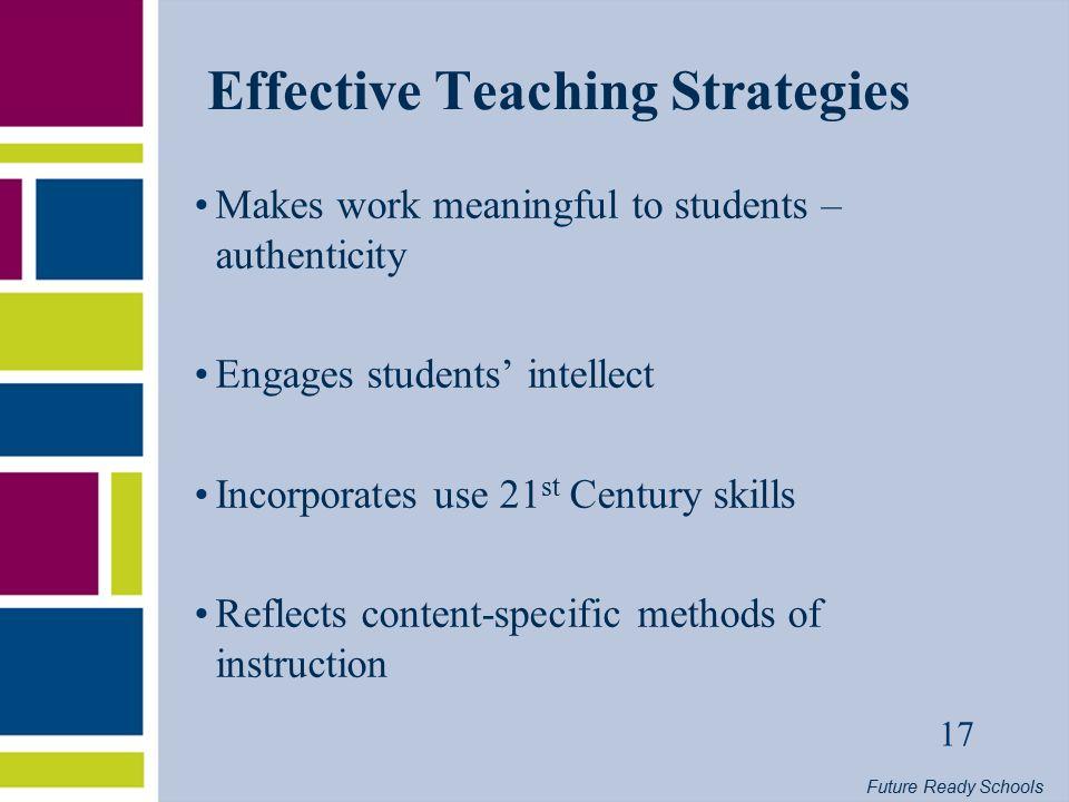 Future Ready Schools 1 S 2 Student Success Utilizing Student