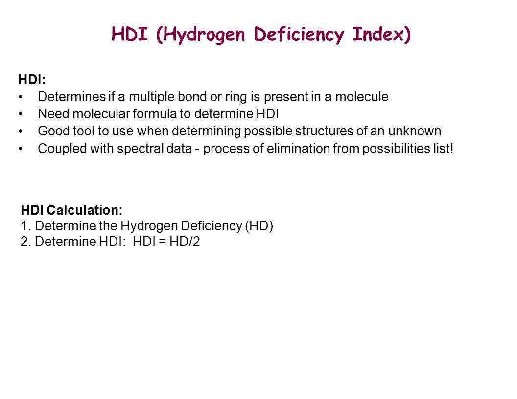 hdi calculation