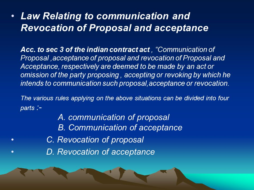 communication as it pertains to law Communications law: an overviewcommunications law is concerned with the regulation of radio and tv broadcasting to ensure satisfactory service and to prevent chaos the federal government has largely governed broadcasting because by its nature broadcasting transcends state boundaries.