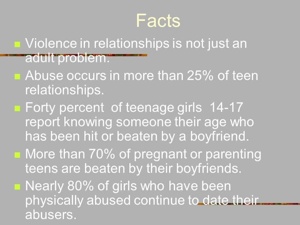 Dating Violence Although Sexual Organs Are Used In Rape That Does