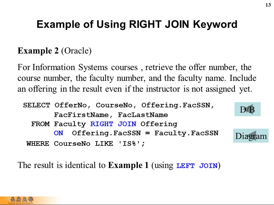 9 Advanced Query Formulation With Sql Chapter 9 Ppt Download