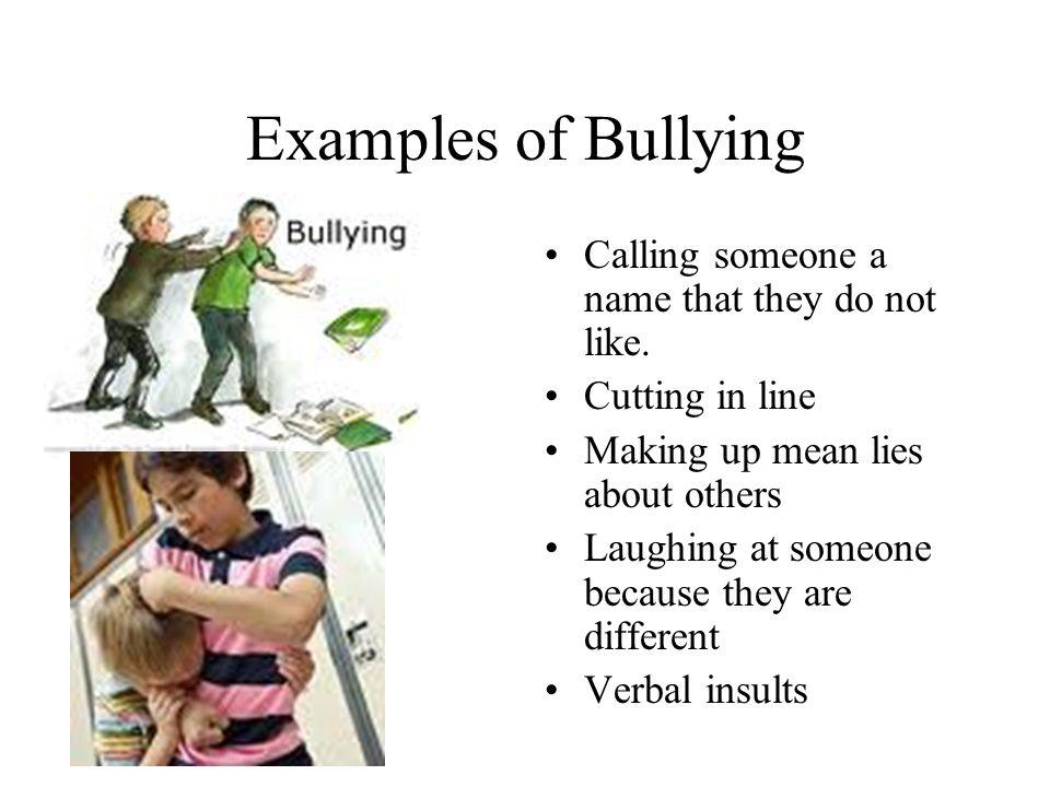 Lesson plan: bullying (high school).