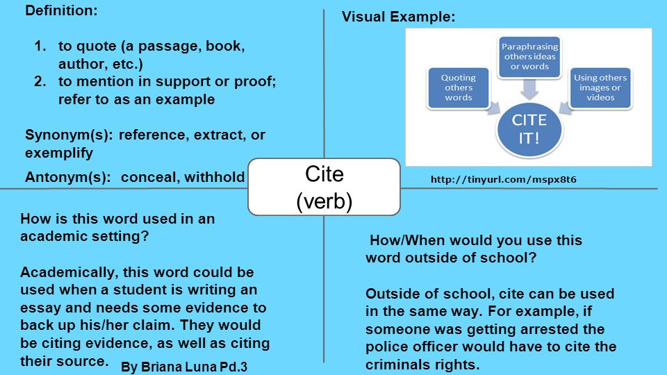 Unit 1 Academic Vocabulary AnalyzeInferenceProficientPublish