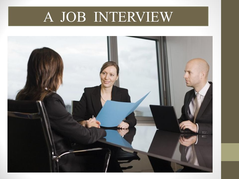 looking for a job job interview form 10 a job interview ppt download