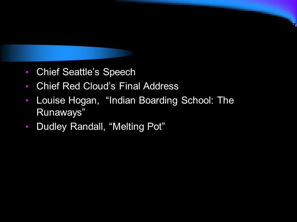 indian boarding school the runaways analysis