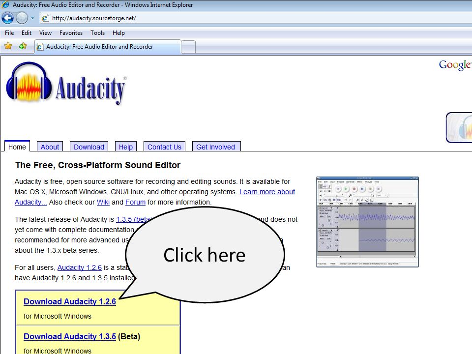 Loading Audacity and the LAME encoder for MP3 exports  - ppt download