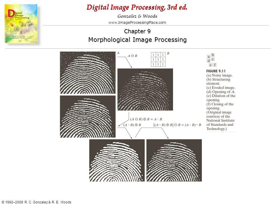 digital image processing 3rd edition gonzalez