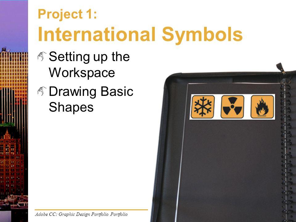 Adobe CC: Graphic Design Portfolio Portfolio Project 1