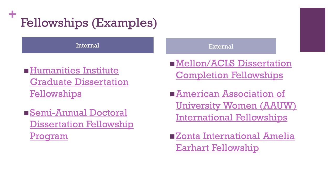 Fellowships Funding International Students Session Overview